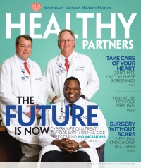 SGHS Healthy Partners Magazine Winter 2011 Edition
